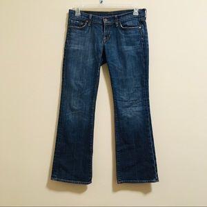 COH Dita Petite Bootcut 28 Jeans